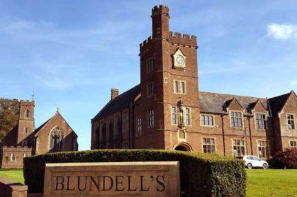 Школа-пансион Blundell`s school | Тивертон, Англия