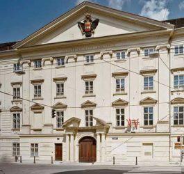 Школа-пансіон Stiftung Theresianische Akademie | Відень, Австрія