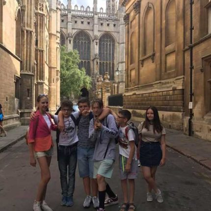 Английский и науки в Англии, Кембридж | Select English