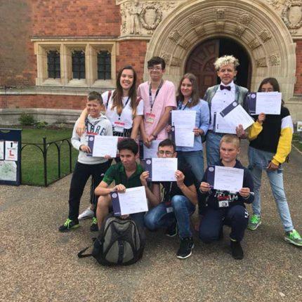 Дневник с Англии, Хоршем | Horsham College