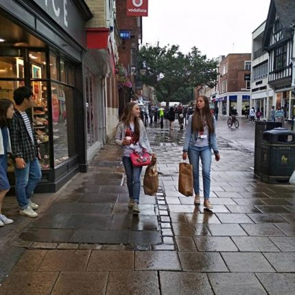 Летние каникулы в Англии, Бененден | Oxford International