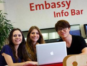 Курсы английского языка в США, Нью Йорк | Embassy