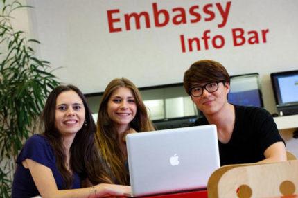 Курси англійської мови в США, Нью Йорк | Embassy