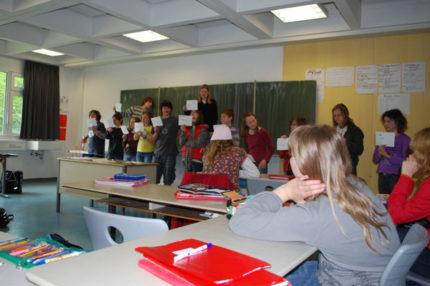 Обучение в государственной школе Германии