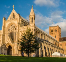 Весенние каникулы в Англии, Сент Олбанс | St. Albans School