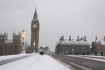 Зимние каникулы в Англии, Лондон | UIC