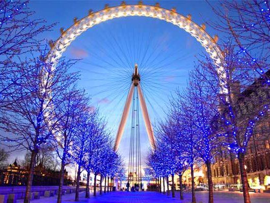 Зимові канікули в Англії, Лондон | UIC