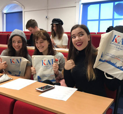 Дневник из Англии Kensington Academy of English | David Game College