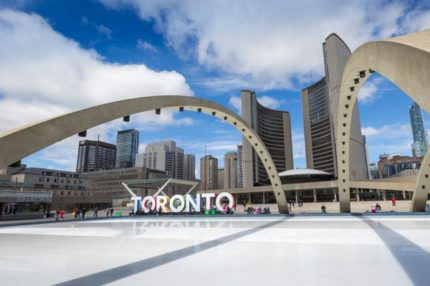 Летние каникулы в Канаде, Торонто | LSI