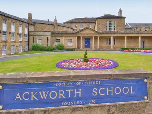 Школа-пансион Ackworth School | Экворт, Англия