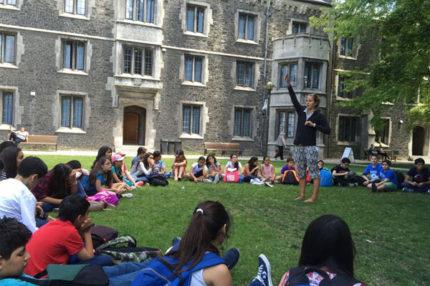 Летние каникулы в Канаде, Торонто | University of Toronto