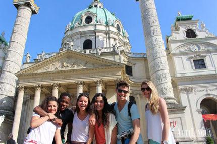 Весняні канікули в Австрії, Відень | Actilingua