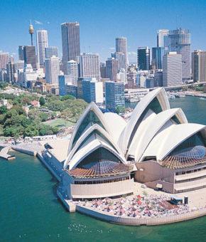 Літні канікули в Австралії, Сідней | Oxford House College