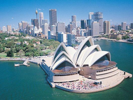 Летние каникулы в Австралии, Сидней | Oxford House College