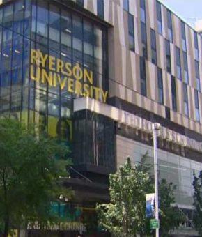 Летние каникулы в Канаде, Торонто | Ryerson University