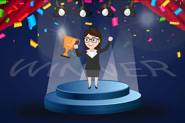 Вітаємо переможців конкурсу «Юний YouTuber»!