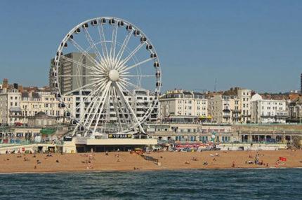 Летние каникулы в Англии, Брайтон | Brighton Language College