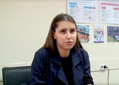 Отзыв студентки государственного Studienkolleg der Freien Universität Berlin Мирошниченко Анастасии
