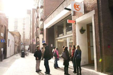 Бизнес английский в Англии, Лондон | EC London