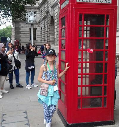 Літо в Лондоні 2019 BURLINGTON SCHOOL