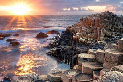 Канікули в Північній Ірландії, Белфаст | BIL