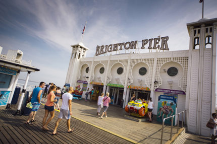Английский для маркетологов Школа Kings Brighton, Brighton, UK