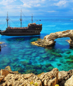 Летние каникулы на Кипре