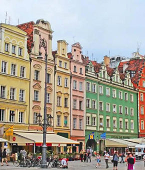 Весняні канікули в Польщі, Вроцлав