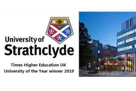 Номинирован Университет года Великобритании «THE Awards 2019»!