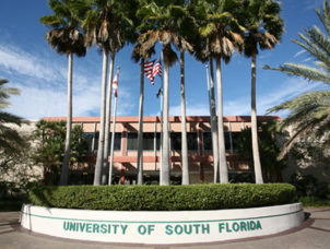UNIVERSITY of SOUTH FLORIDA | CША