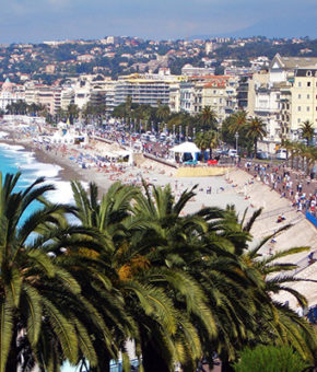Французька мова в Ніцці | Тиждень на французькій Рив'єрі