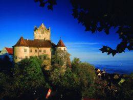 замок Мерсбург