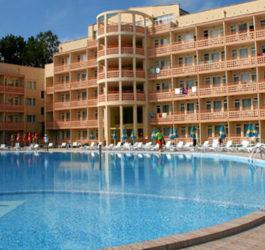 Літні канікули в сонячній Болгарії