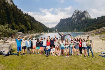 Летние каникулы в швейцарских Альпах, Suisse | Швейцария