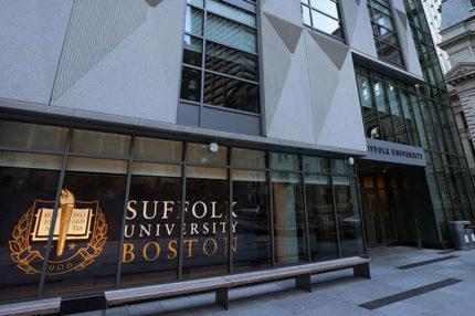 SUFFOLK UNIVERSITY| BOSTON, USA