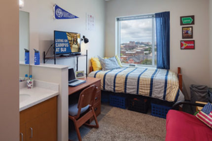 Saint Louis University | CША