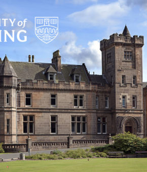 THE UNIVERSITY OF STIRLING, МВА-ОНЛАЙН, Шотландия