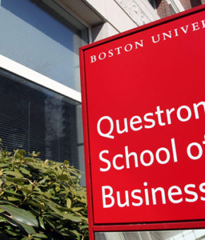 BOSTON UNIVERSITY, Questrom School of Business, МВА-ОНЛАЙН, США