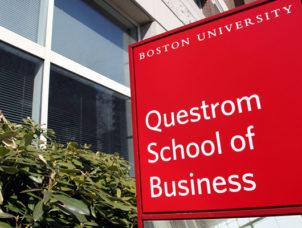 BOSTON UNIVERSITY, Questrom School of Business, МВА-ОНЛАЙН, США