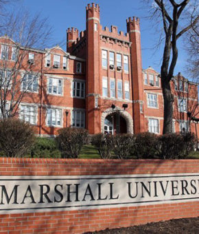 MARSHALL UNIVERSITY, МВА ОНЛАЙН, США