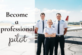 Пилот – специальность с перспективой