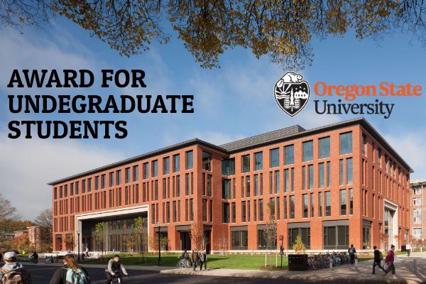 Не проґав можливість отримати стипендію в Oregon State University!