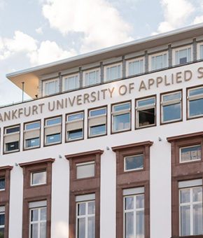 UNIVERSITY OF APPLIED SCIENCES FRANKFURT, НІМЕЧЧИНА