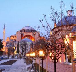 Новогодние каникулы в Стамбуле | Турция