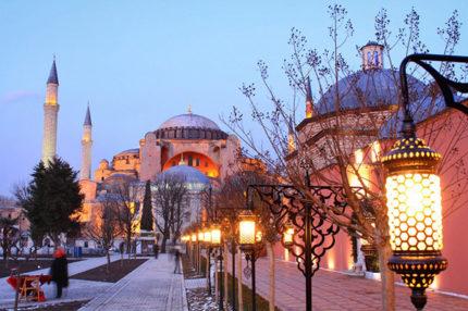 Новорічні канікули у Стамбулі | Турція