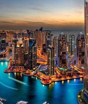 Летние каникулы с изучением английского языка в Дубае