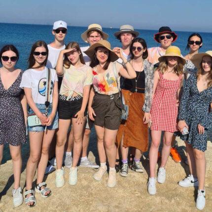 Дневник летних каникул на кампусе университета UCLAN, Кипр