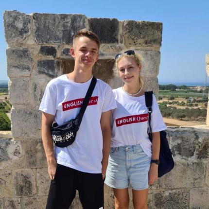 Летние каникулы на Кипре. Лучший Quest Camp в городе Ларнака