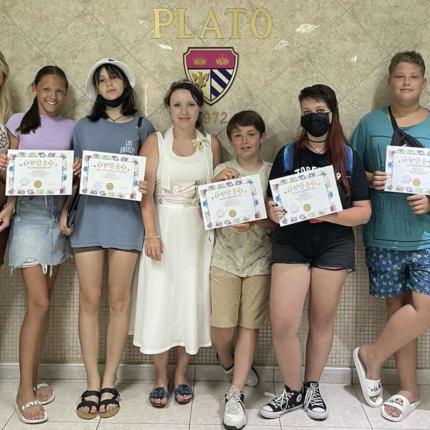 Дневник групповой поездки в школу Plato International School, Лимассол